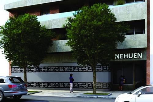 DISEÑO EQUIPACIONAL EDIFICIO NEHUEN