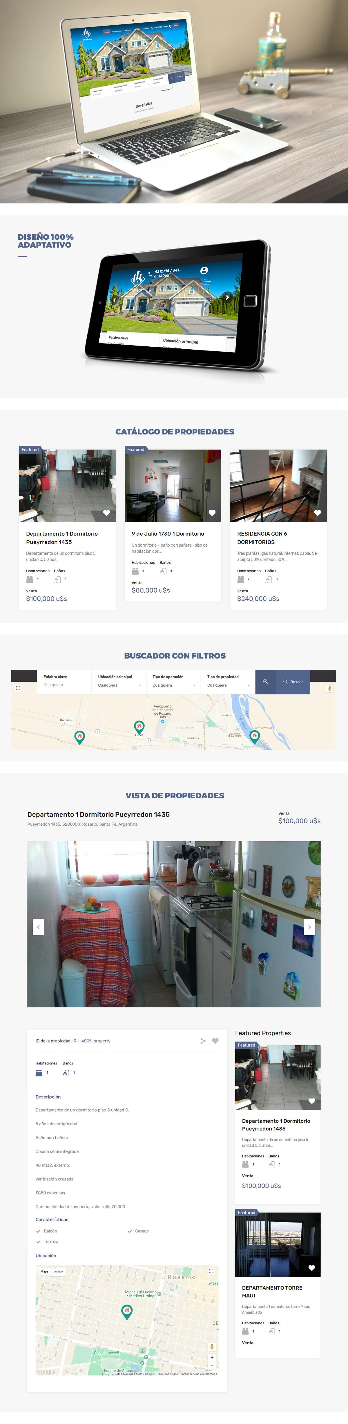 SITIO WEB CM ESTUDIO