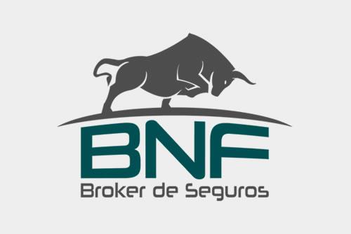 Diseño de Logo BNF Broker