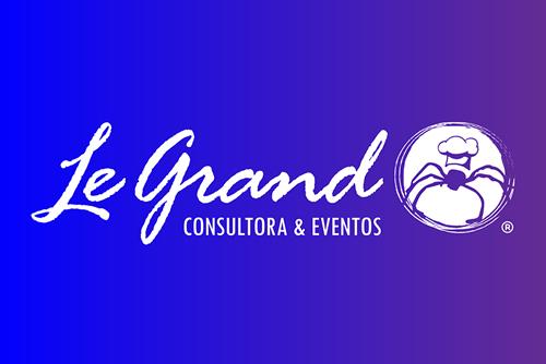 DISEÑO DE LOGO EVENTOS LEGRAND