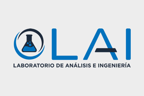 DISEÑO DE LOGO LABORATORIO LAI