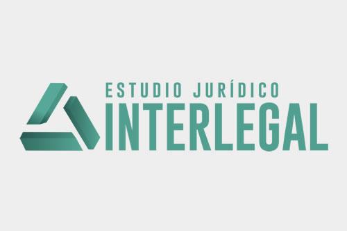 DISEÑO DE LOGO INTERLEGAL
