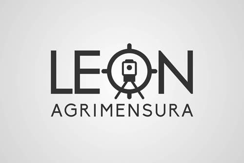 DISEÑO DE LOGO LEON